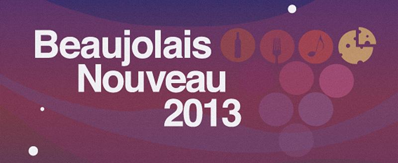 Beaujolais Nouveau Est Arrivé!!!